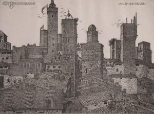 Disertori_San Gimignano