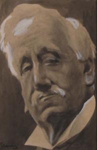 Girus. ritratto di F. Martini
