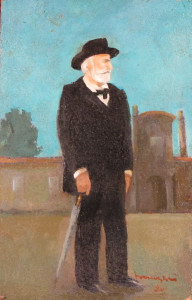 Mazzei. figura di G. Verdi