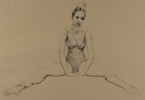 Messina- Ballerina seduta